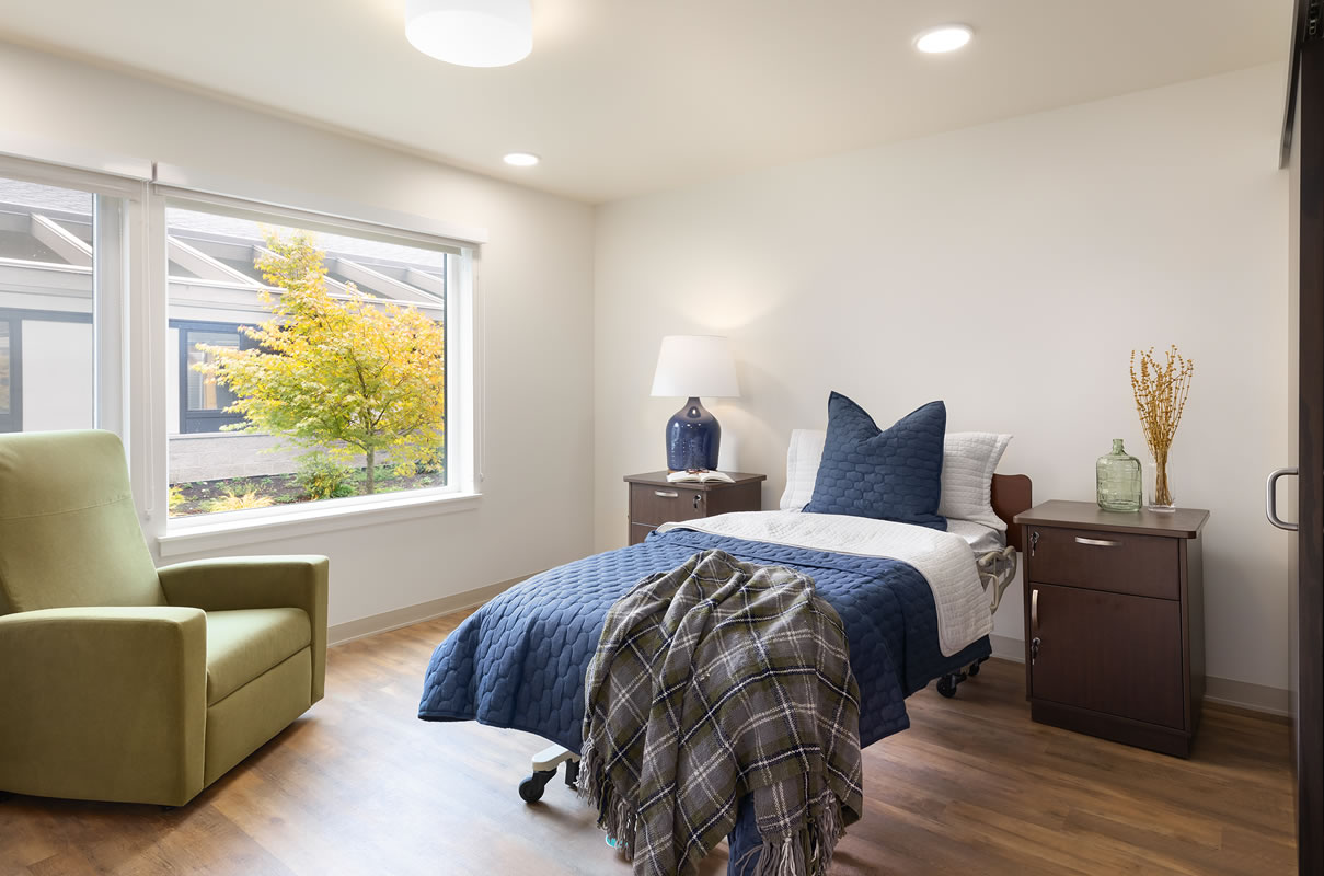 Bethany Resident Room